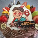 今回の創作ケーキは・・